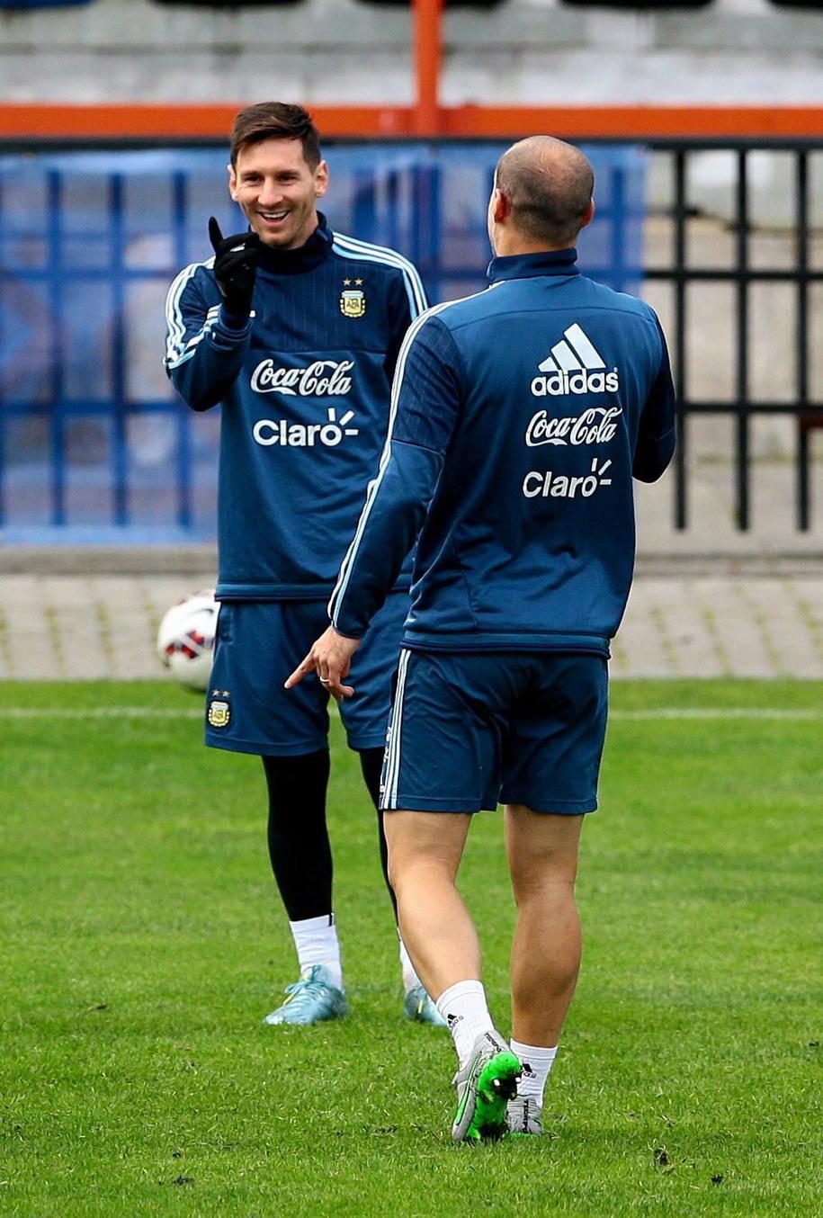 Gwiazdą spotkania będzie m.in. Lionel Messi /OSVALDO VILLARROEL /PAP/EPA