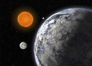 Gwiazda Tau Ceti z 5 planetami nadającymi się do zamieszkania