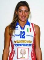 Gwiazda zespołu mistrzyń Włoch, Francesca Piccinini /www.cev.lu