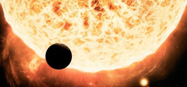 Gwiazdę Alfa Centauri B dzieli od Układu Słonecznego tylko 5 lat świetlnych /materiały prasowe