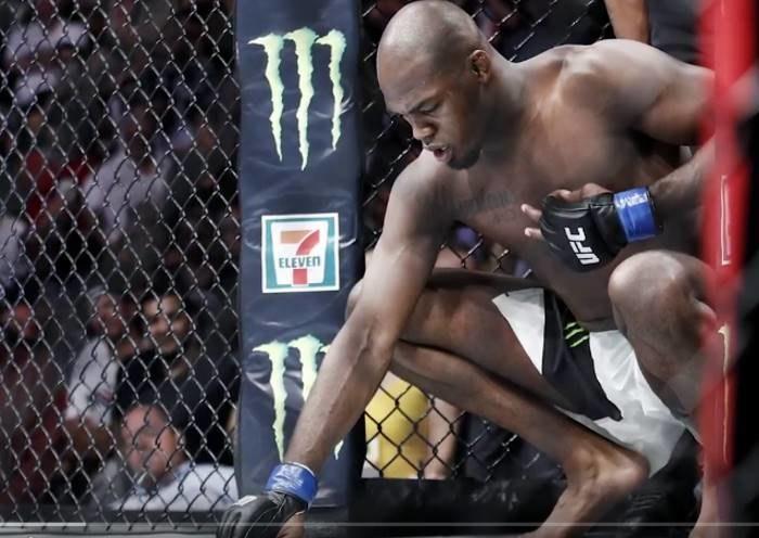 Gwiazdor MMA - Jon Jones; źródło: youtube.com /