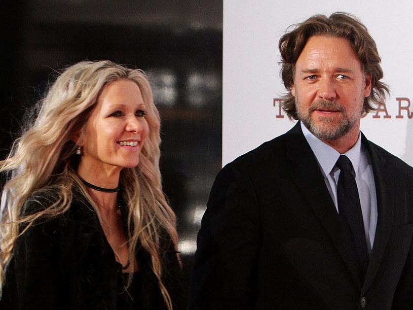"""Gwiazdor znany z """"Gladiatora"""" rozstaje się z żoną /Getty Images"""