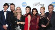 """Gwiazdy """"Belle Epoque"""" na uroczystej premierze serialu"""