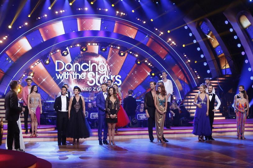 """Gwiazdy drugiego odcinka """"Dancing with the Stars. Tańca z Gwiazdami"""" /AKPA"""