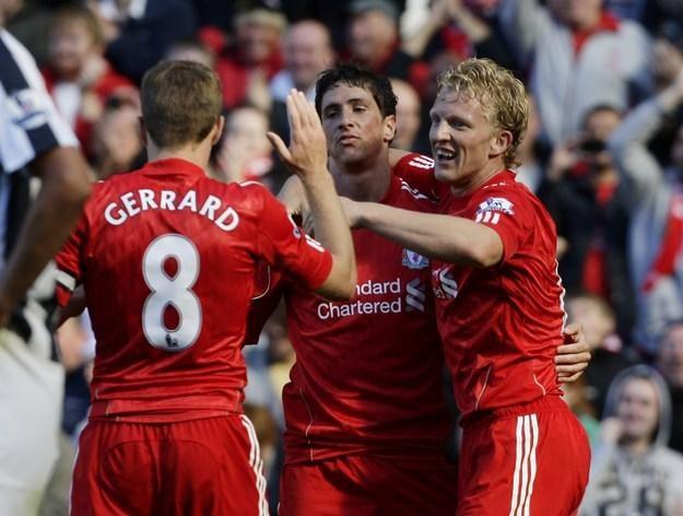 Gwiazdy Liverpoolu mogą przyjechać do Poznania /AFP