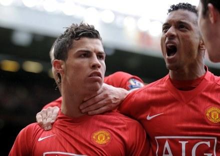 """Gwiazdy Man Utd ograły """"The Reds"""" /AFP"""