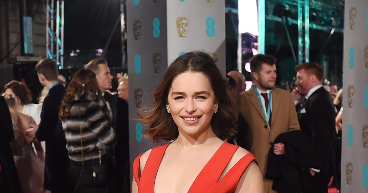 Gwiazdy na czerwonym dywanie festiwalu BAFTA