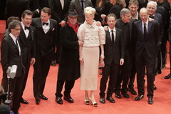 Gwiazdy na czerwonym dywanie podczas 66. Międzynarodowego Festiwalu Filmowego w Berlinie