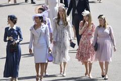 Gwiazdy na ślubie księcia Harry'ego i Meghan Markle