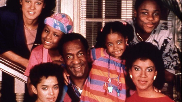 "Gwiazdy serialu ""Bill Cosby Show"" /Mary Evans Picture Library /East News"
