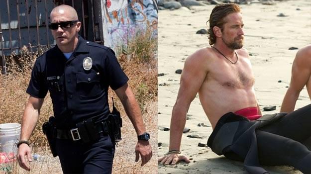 Gwiazdy tygodnia: Łysy Jake Gyllenhaal i brodaty Gerard Butler w zaskakujących wcieleniach. /materiały dystrybutora