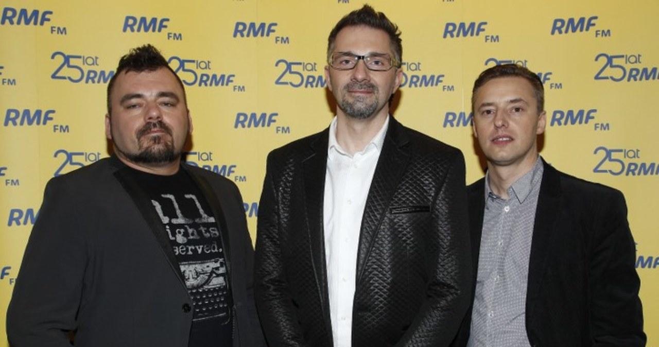 Gwiazdy wielkiej Gali 25-lecia RMF FM