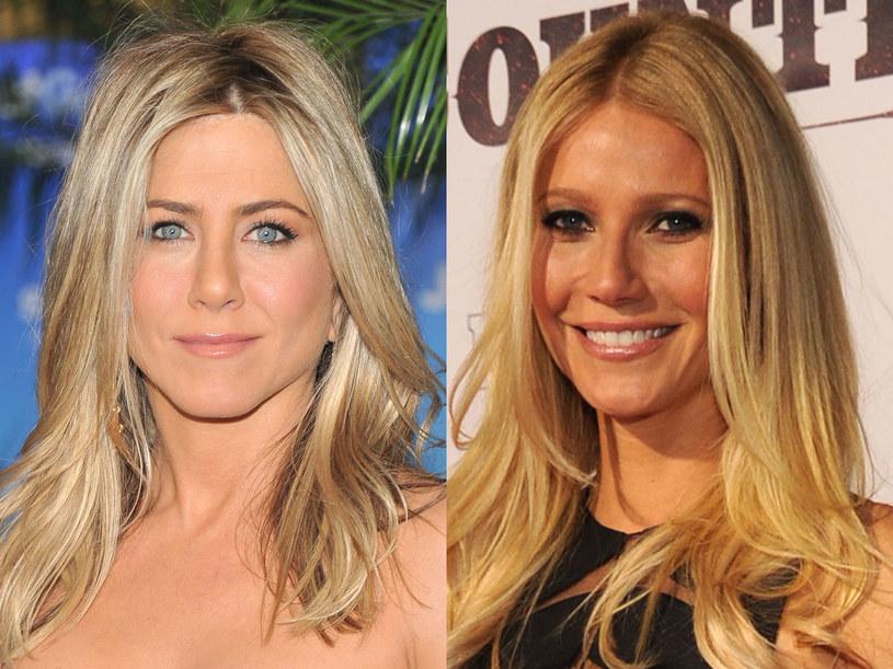 Gwyneth Paltrow i Jennifer Aniston po botoksie  /Getty Images/Flash Press Media