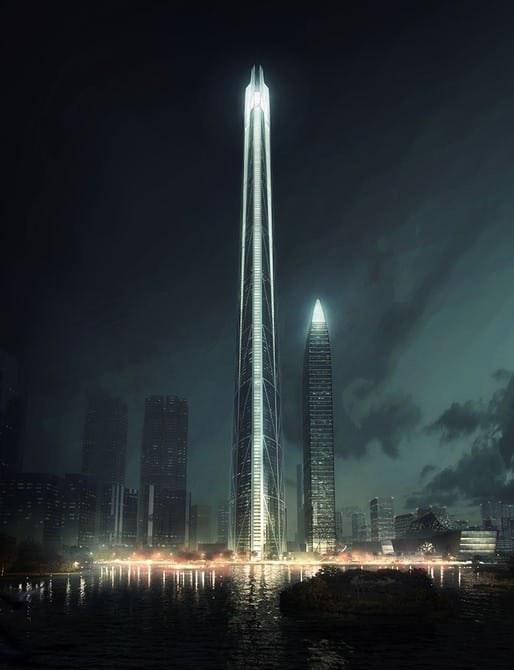 H700 Shenzhen Tower /materiały prasowe
