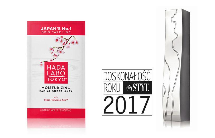 Hada Labo Tokyo - Doskonałość Roku 2017 /materiały prasowe