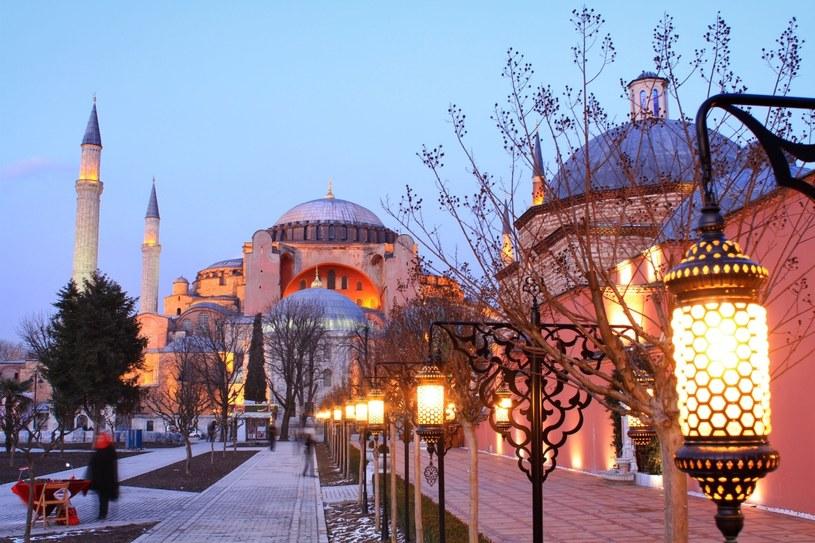 Hagia Sophia to arcydzieło sztuki bizantyjskiej /123RF/PICSEL