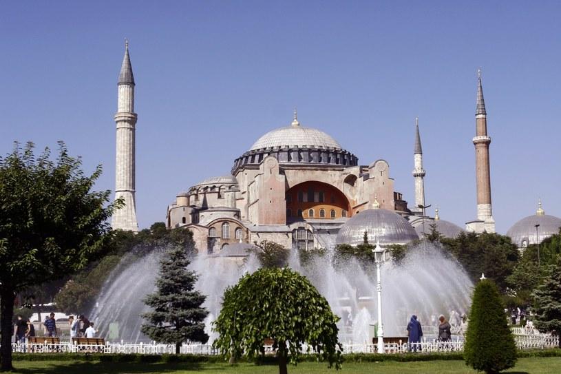Hagia Sophia, zdj. ilustracyjne /BULENT KILIC /AFP
