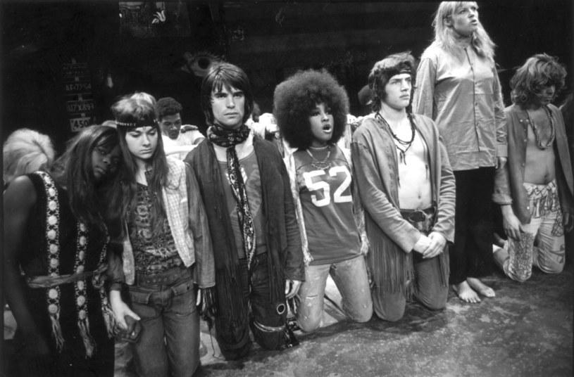 """Hair"" na Broadwayu, Larry Ellis/Express /Getty Images"