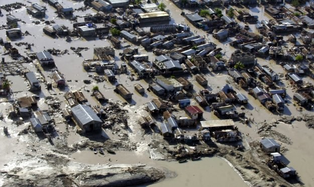 Haiti po tragedii /AFP