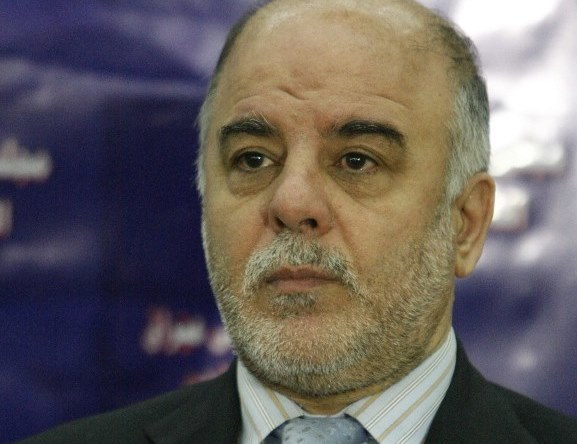 Hajder al-Abadi /AFP