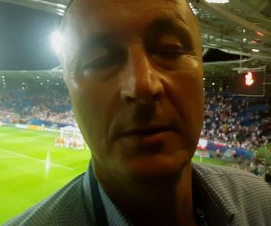 Hajto po Polska - Szwecja 2-2. Wideo