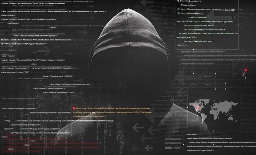Hakerski atak; zdj. ilustracyjne /©123RF/PICSEL