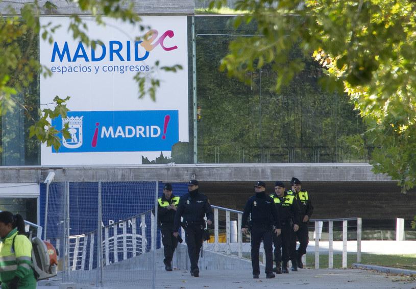 Hala w Madrycie, w której doszło do tragedii /AFP