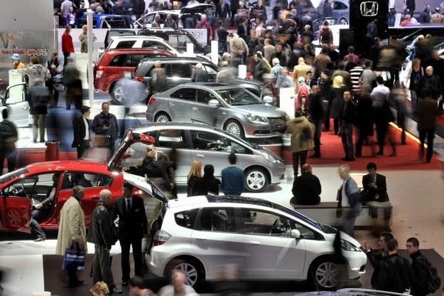Hale Palexpo podczas Geneva Motor Show /AFP