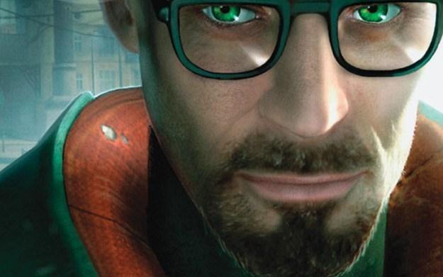 Half-Life - motyw graficzny /Informacja prasowa