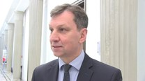 Halicki (PO) o ograniczeniu udziału Polski w Eurokorpusie (TV Interia)