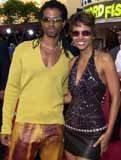 Halle Berry i Eric Benet /INTERIA.PL