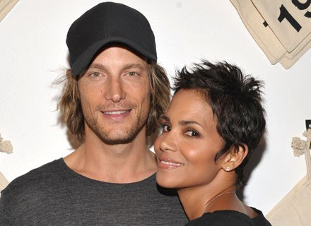 Halle Berry i Gabriel Aubry /Getty Images/Flash Press Media