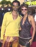 Halle Berry z mężem /INTERIA.PL