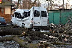 Halny wyrządził poważne szkody w Zakopanem