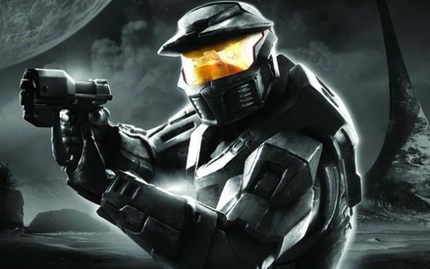 Halo: Combat Evolved Anniversary - motyw graficzny /INTERIA.PL