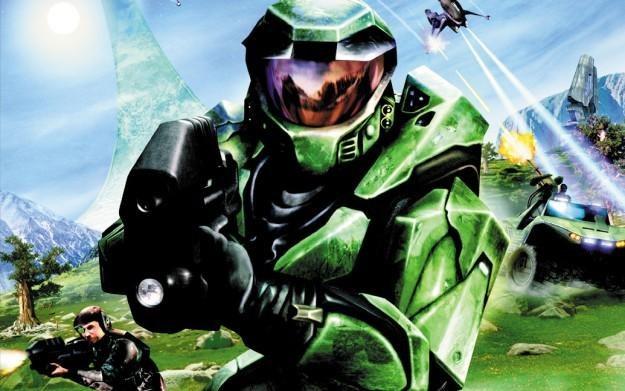 Halo: Combat Evolved - motyw graficzny /Informacja prasowa