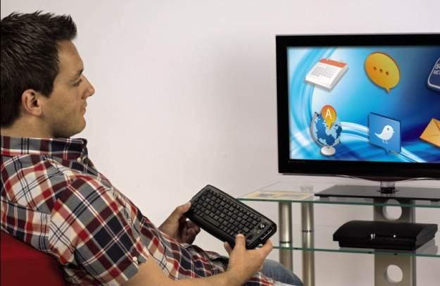 Hama i specjalna klawiatura tworzona z myślą o telewizorach /materiały prasowe