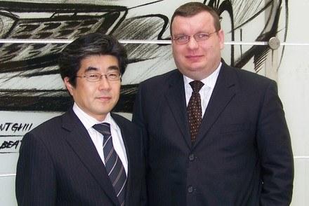 Hamamoto i Halarewicz / Kliknij /INTERIA.PL