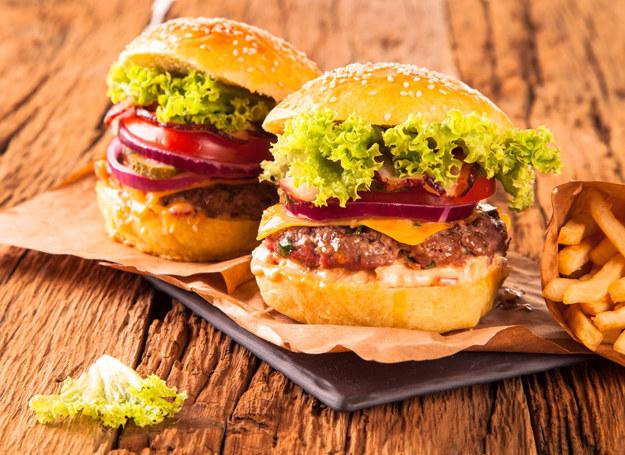 Hamburgery /123RF/PICSEL