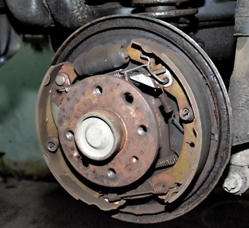 hamulce /Motor