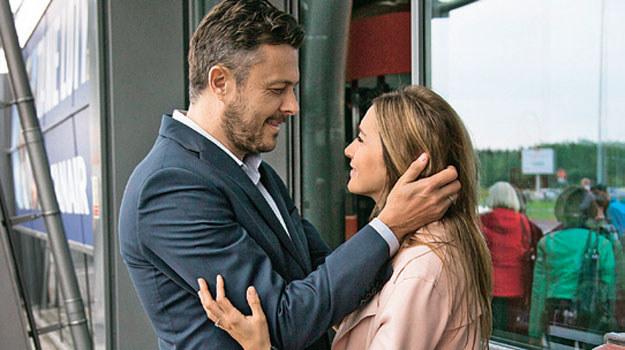 """Hana i Piotr nie pojawią się na ekranie w jesiennych odcinkach """"Na dobre i na złe"""" /materiały prasowe"""