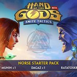 Hand of the Gods: SMITE Tactics - rozdajemy kody!