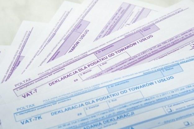 Handlarz podatku płacić nie musi? /Wojciech Stróżyk /Reporter