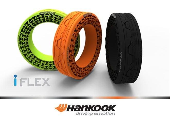 Hankook iFlex /materiały prasowe