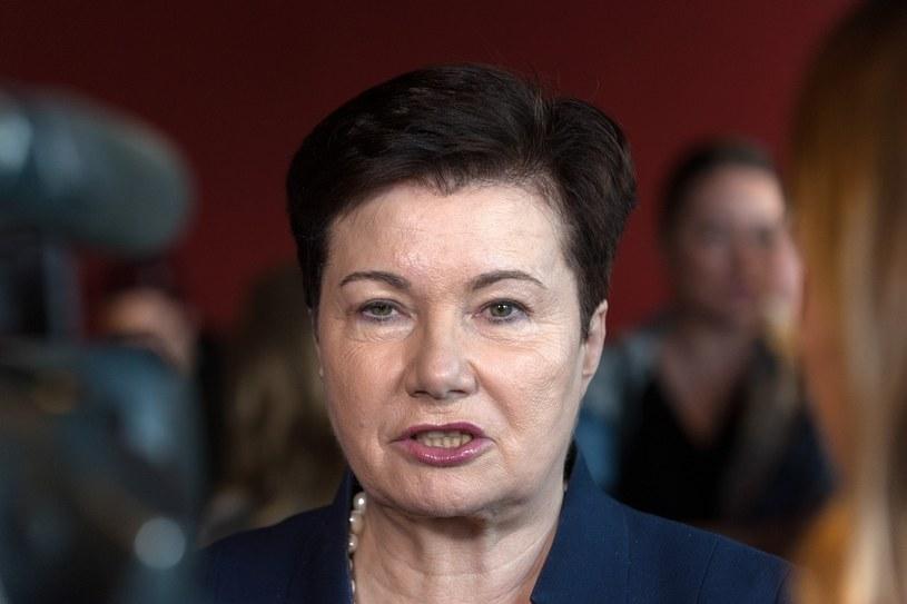 Hanna Gronkiewicz-Waltz ponownie wezwana przed komisję weryfikacyjną /Grzegorz Krzyzewski /Reporter