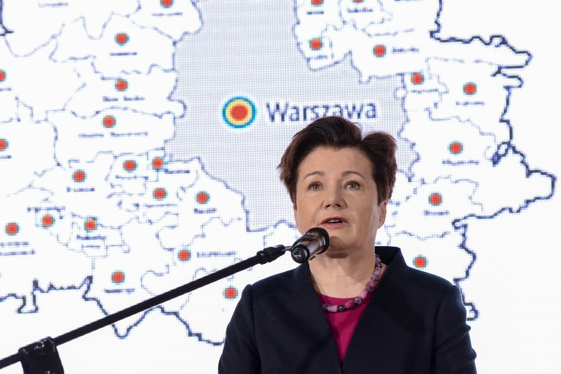 Hanna Gronkiewicz-Waltz /Mariusz Gaczyński /East News