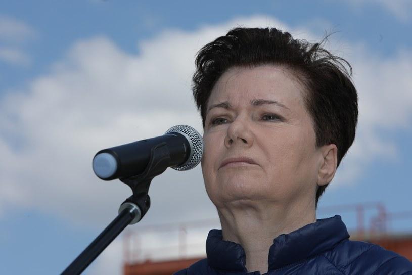 Hanna Gronkiewicz-Waltz /STANISLAW KOWALCZUK /East News