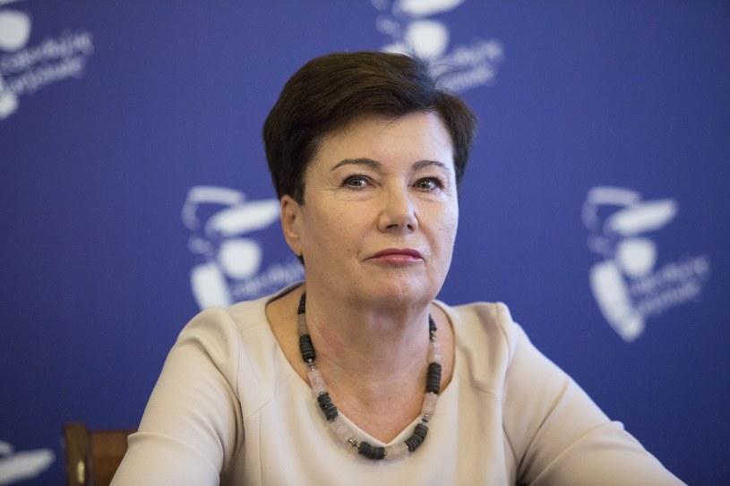 Hanna Gronkiewicz-Waltz /Andrzej Hulimka  /Reporter