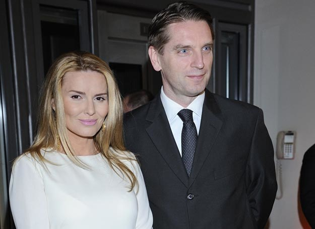 Hanna i Tomasz Lisowie /MWMedia