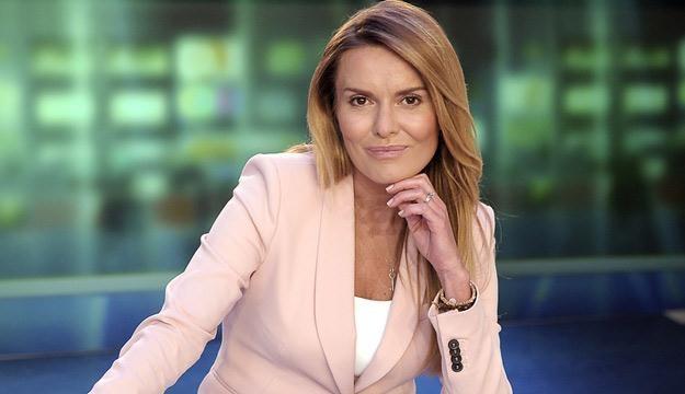 Hanna Lis jest kobietą spełnioną /AKPA